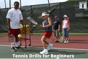 tennis-drills-for-beginners