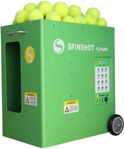 Spinshot Play Tennis Ball Machine